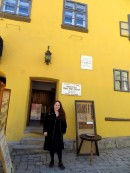 House where Vlad Tepes was born